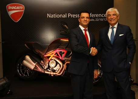 Ducati founds new Brazil subsidiary, Manaus assembly plant production to begin in a few weeks | Ductalk | Scoop.it