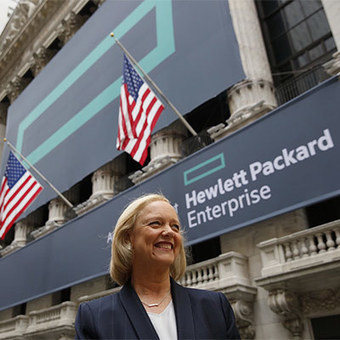 CRN Exclusive: HPE CEO Whitman On HPE's New Hyper-Converged Product, Cisco's HyperFlex, Dell-EMC, And A Potential 'Recession' If Trump Is Elected President   Storage Magazine   Scoop.it