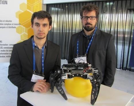 Grâce à des chercheurs français, les robots vont devenir plus résistants | Une nouvelle civilisation de Robots | Scoop.it