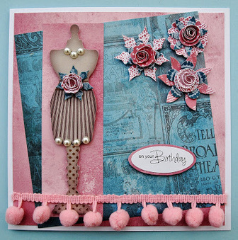 Cottonberry Creations: Another bit of Vintage Chic | Crafting | Scoop.it