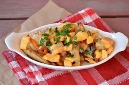 EAT: Vegan Poutine | My Vegan recipes | Scoop.it