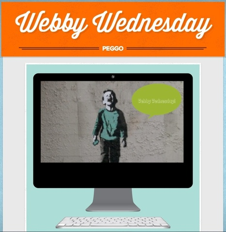 Librarians on the Fly: Webby Wednesday - PEGGO | Educational technology | Scoop.it