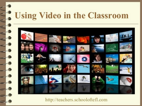 Using Video in the English Language Classroom. | English as a second language | Scoop.it