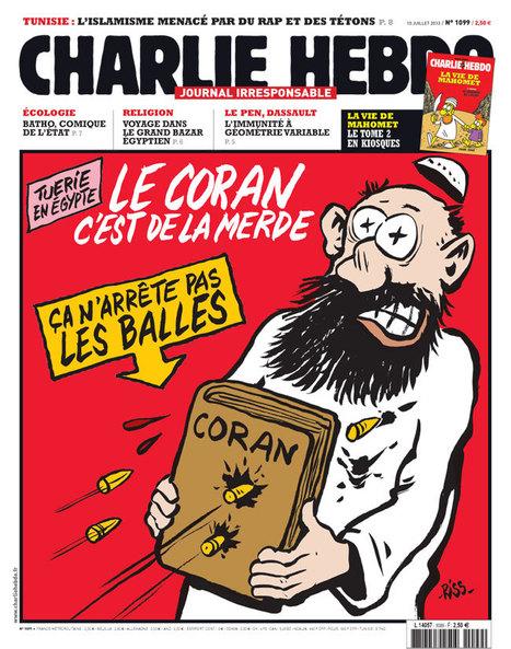 «Charlie Hebdo» : peut-on invoquer le délit de « blasphème » en France ? | Intervalles | Scoop.it