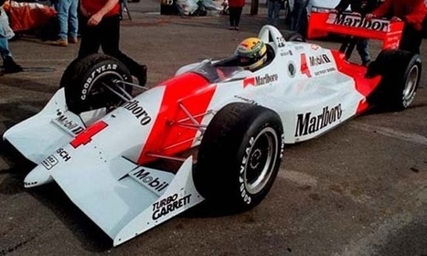 Marlboro Team Penske IndyCar | MARLBORO DESIGN PICTURES | Marlboro | Scoop.it