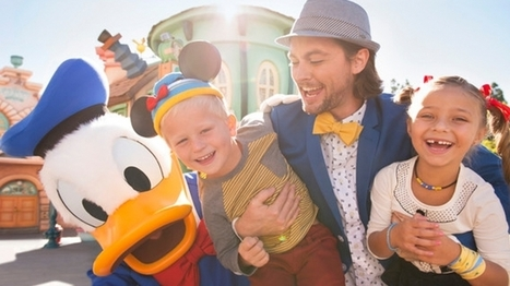 4 Magical Business Lessons From 'The Happiest Place on Earth' | Business Coaching | Scoop.it