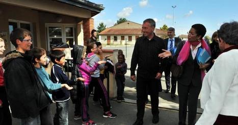 Gaillac. La ministre de la réussite scolaire en terrain conquis - LaDépêche.fr | école et handicap | Scoop.it