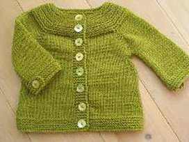 Lilla koftan pattern by Petra Orrbeck | Knitting for everyday comfort and delight | Scoop.it