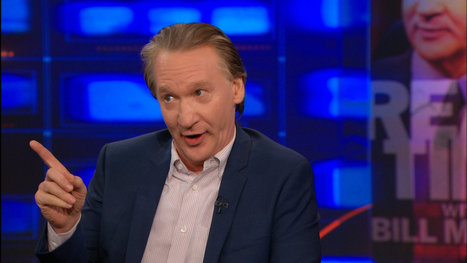 Bill Maher Extended Interview   Daily Crew   Scoop.it