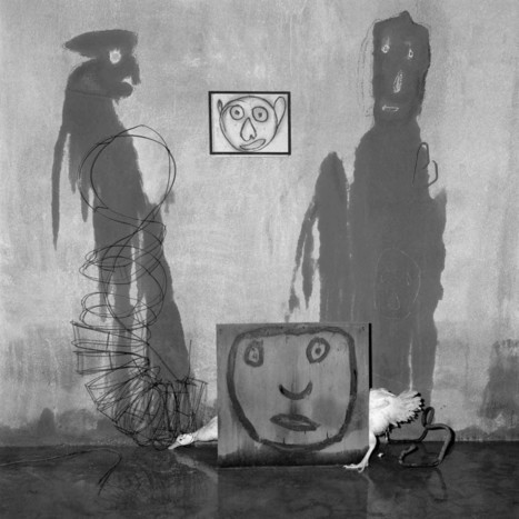 The surprising Roger Ballen by Miss Rosen | Le Journal de la Photographie | The Gaze | Scoop.it
