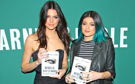 The life and times of a ghostwriter (or, how Kendall and Kylie Jenner became published YA authors) - Entertainment Weekly (blog) | Literature & Psychology | Scoop.it