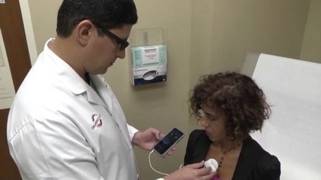 "Smartphone stethoscope reportedly ""just as good"" as traditional models 