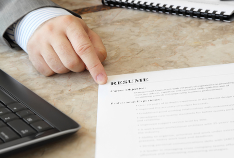 3 Ways People Can See Your Resume | All about Business | Scoop.it