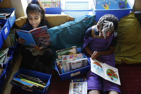 Through The Looking Glass: How Children's Books Have Grown Up | F_C | Scoop.it
