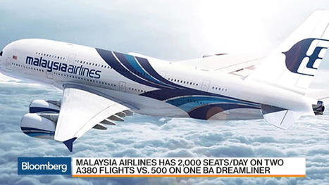 Malaysia Airlines Lures Travelers on KL-London Route | Airports, Airlines & Aircraft | Scoop.it
