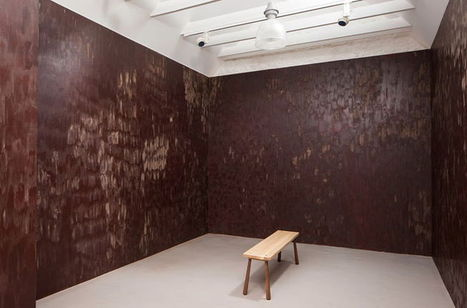 Scottish Artist Creates Room made Entirely of Chocolate   art   Scoop.it