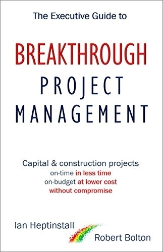Capital and Construction project management [good] book and website | Ian Heptinstall and Robert Bolton | Critical Chain Project Management | Scoop.it