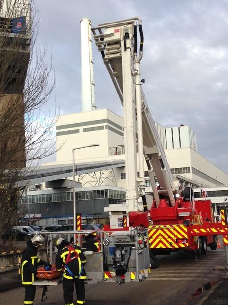 Exercice de gestion d'incident : Un scénario d'incendie en commun avec les pompiers du SDIS 76 | Centrale thermique EDF du Havre | Scoop.it