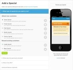 Géolocalisation : comment utiliser Foursquare pour attirer et interagir avec vos clients ? | géolocalisation | Scoop.it