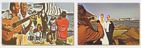 Costa Concordia e le foto ricordo dei turisti. Questa è l'Italia | | Socialart | Scoop.it