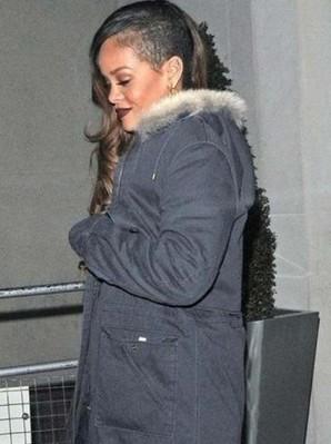 Chanel Rihanna Coat | Grey Long Jacket | Women's Jackets | Scoop.it