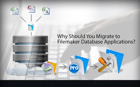 ¿Porque deberia migrar a una Base de Datos FileMaker?   dte¢nos   Scoop.it
