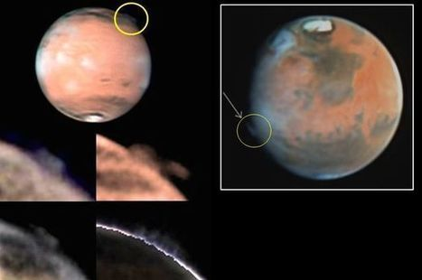 Mysterious clouds on Mars are baffling scientists | AboutBC - Cultura y Ciencia | Scoop.it