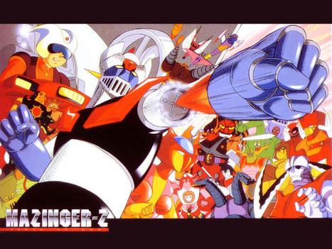 Mazinger Z se relanzara en Latinoamerica por Toei Animation | Mazinger Z 40th anniversary | Scoop.it