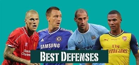 The Best EPL Defenses - Fantasy Premier League Tips | Fantasy Premier League 2014-15 | Scoop.it