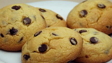 Arda'nın Mutfağı: Damla Çikolatalı Kurabiye Tarifi | Katmer Poğaça Tarifi | Scoop.it