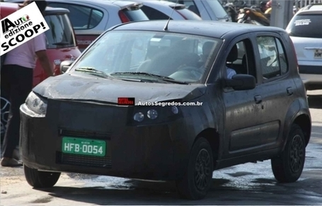 Braziliaanse Fiat Uno klaar voor eerste facelift - Auto Edizione | Good Things From Italy - Le Cose Buone d'Italia | Scoop.it