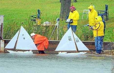 Model yacht group hosts regatta (Photo Gallery) - Daily Local News   Heron   Scoop.it