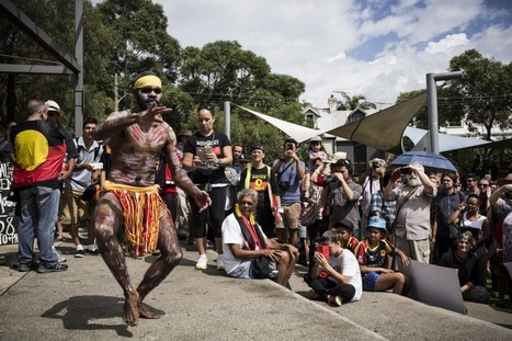 Invasion Day protest in Sydney | Aboriginal and Torres Strait Islander Studies | Scoop.it