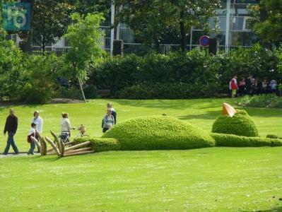 Voyage à Nantes. 440 000 visiteurs au jardin des Plantes | Vacances dans le Morbihan | Scoop.it
