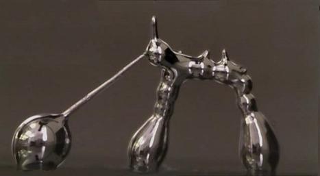 L'impression 3D à base de métal liquide [Vidéo] | Imprimante 3D : ils l'ont fait ! | Scoop.it