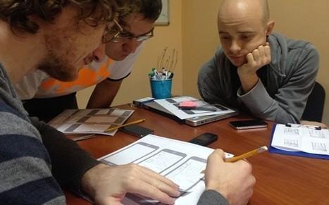 Mobile Application UI/UX Prototyping Process | UXplus | Scoop.it