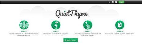 QuietThyme – nuestra estantería online de libros electrónicos | Recull diari | Scoop.it