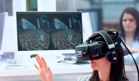 Virtual reality sweeps shoppers into new retail dimension | Customer Engagement Technology Solutions by Worldlink | Scoop.it
