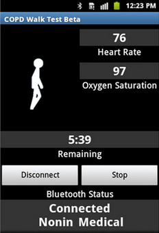GaitTrack app makes cellphone a medical monitor for heart and lung patients | KurzweilAI | Longevity science | Scoop.it