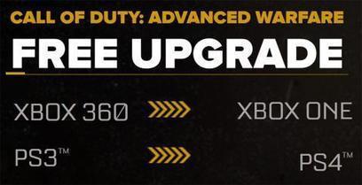 Call Of Duty : Advanced Warfare passez de la version PS3 à la PS4 Gratuitement | Actu PS4 | Scoop.it