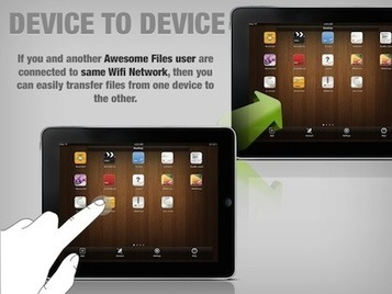 Awesome Files brings Desktop like File and Folder Management to the iPad | iGo With My iPad | Edupads | Scoop.it