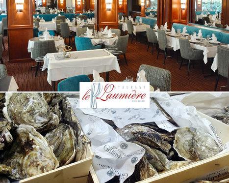 Le laumière : Retour à la carte des fruits de mer | RESTOPARTNER : des restaurants  de qualités à Paris - France | Scoop.it