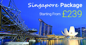 Singapore Package Starting From £239   Holiday Packages   Scoop.it