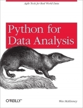 Python for Data Analysis : Agile Tools for Real World Data | Free Download IT eBooks | Scoop.it