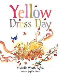 Yellow Dress Day: Raising Funds for International Rett Syndrome Foundation | Read Write Draw | Scoop.it