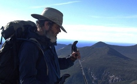 How a Blind Man Used Technology To Conquer the Appalachian Trail | Stretching our comfort zone | Scoop.it
