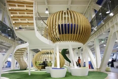 Qihoo 360 Headquarters by David Ho #inspiredbydesign | Inspired By Design | Scoop.it