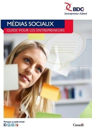 Un guide gratuit pour aider les professionnels à se lancer sur les médias sociaux | Tendances Réseaux Sociaux | Scoop.it