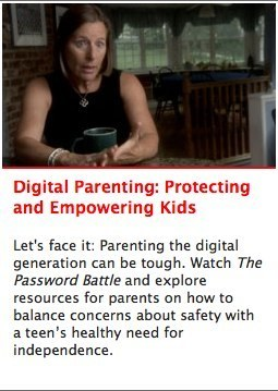 Digital Parenting - Protecting and Empowering Kids | An Online Interactive Learning Tool For Frontline's Digital Nation | FRONTLINE | PBS | Digital & Media Literacy for Parents | Scoop.it