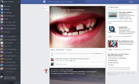 Slik blir «nye Facebook»   Sosial på norsk   Scoop.it